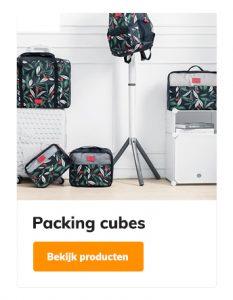 bagage organizer